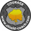 Shield Coach - Courage
